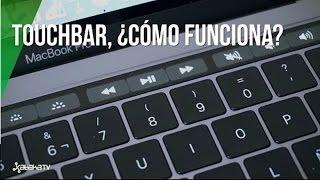 Download Así funciona la TouchBar del nuevo MacBook Pro, merece la pena Video