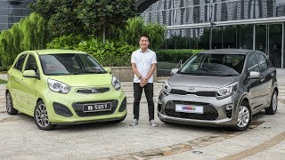 Download FIRST LOOK: 2018 Kia Picanto in Malaysia - RM49,888 Video