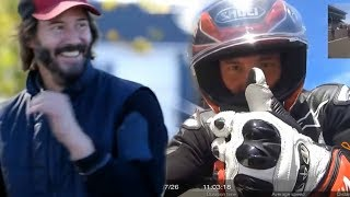 Download Keanu Reeves - funny moments (behind the scenes) Video