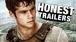 Download Honest Trailers - The Maze Runner Video