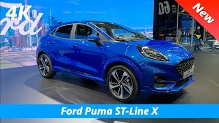 Download Ford Puma 2020 (ST-Line X) - FIRST look in 4K | Interior - Exterior Video