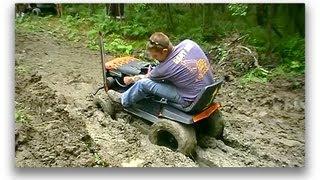 Download Off Road Lawn Mower Jamboree Pt.3 Deep Mud Run Video