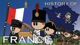 Download The Animated History of France Video