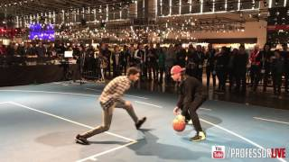 Download The Professor vs Fans in Germany at ISPO Video