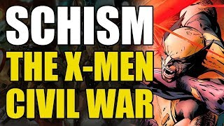 Download Wolverine vs Cyclops/The X-Men Civil War (X-Men: Schism) Video
