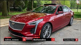 Download The 2019 Cadillac CT6 3.0T Gets You Excited For The Upcoming CT6-V Video