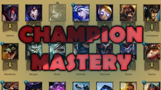 Download CHAMPION MASTERY Explained - League of Legends Video