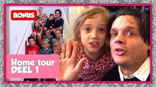 Download ONZE HOME TOUR DEEL 1! 🏠 - De Nagelkerkjes #71 Video