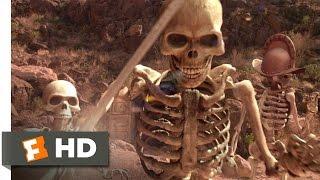 Download Spy Kids 2: Island of Lost Dreams (8/10) Movie CLIP - Skeleton Battle (2002) HD Video