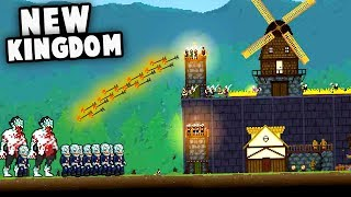 Download Defending our NEW KINGDOM From Zombie Invasions! (Grim Nights Gameplay) Video