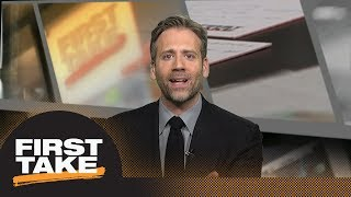 Download Max Kellerman challenges Tyronn Lue: JR Smith was 'gooning it up' in Game 2 | First Take | ESPN Video