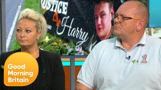 Download Harry Dunn's Family Continue to Fight for Justice   Good Morning Britain Video