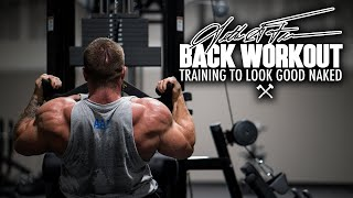 Download Seth Feroce | Back Workout - Training To Look Good Naked Video