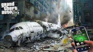 Download gta 5: Разбился самолет в центре города - спасаем выживших Video