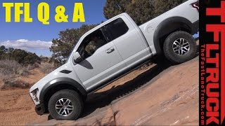 Download Ask Mr. Truck # 11: Leaf Springs or Air Bags? Axles, Hitches, and More! Video