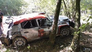 Download Best of Crash Rallye Compilation 2013 - 2018 by ORF Video