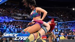 Download Asuka joins Team Blue in the Superstar Shake-up: SmackDown LIVE, April 17, 2018 Video