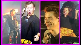 Download Harry Styles - Hot, cheeky and funny tour moments |PART 3| Video