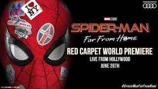 Download Spider-Man: Far From Home | LIVE Red Carpet World Premiere Video