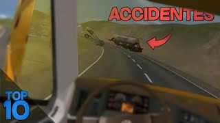 Download TOP 10 Accidentes en Grand Truck Simulator [NoRx - RANDOM!] Video