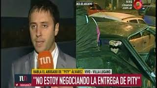 Download ''Pity'' Álvarez lleva 17 horas prófugo Video
