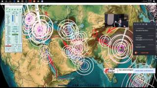 Download 2/27/2017 - Nightly Earthquake Update + Forecast - Unrest spreading outwards across Pacific Video
