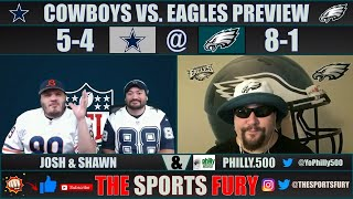 Download Eagles vs. Cowboys Week 11 preview with Philly.500 Video