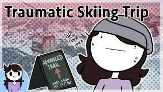 Download Winter & My Traumatic Skiing Trip Video