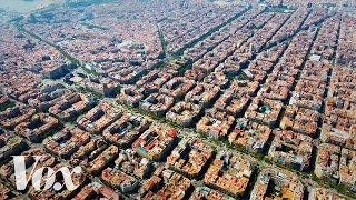 Download Superblocks: How Barcelona is taking city streets back from cars Video