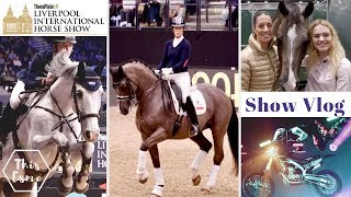 Download Liverpool Horse Show | Meeting Valegro, Freestyle Motorcross, BTS Stable Tour | This Esme Video