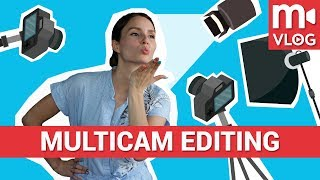 Download Multi-cam montage. How to shoot and edit videos from multiple cameras Video