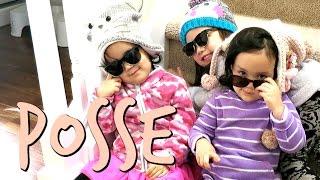 Download MY POSSE! - March 08, 2017 - ItsJudysLife Vlogs Video