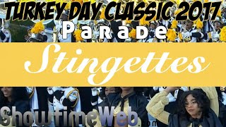 Download ASU Stingettes and Lucky 7 - 2017 Turkey Day Classic Parade Video