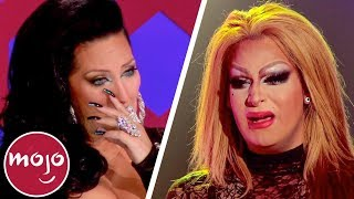 Download Top 10 Times RuPaul's Drag Race Got Real Video