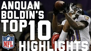 Download Anquan Boldin's Top 10 Career Highlights   NFL Video
