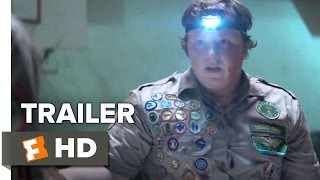 Download Scouts Guide to the Zombie Apocalypse Official Trailer #1 (2015) - Tye Sheridan Movie HD Video