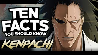 Download 10 Facts About Kenpachi Zaraki You Probably Should Know! | Bleach Video