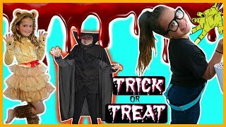 Download HALLOWEEN TRICK OR TREAT ″ MAN WALKING WITHOUT HEAD #37 Video