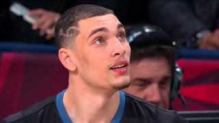 Download Zach Lavine FREE-THROW LINE 360 DUNK! :: NBA DUNK CONTEST 2017? Video