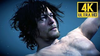 Download [4K] DEATH STRANDING (PS4) - TGA 2017 Trailer (Hideo Kojima) @ 2160p ✔ Video