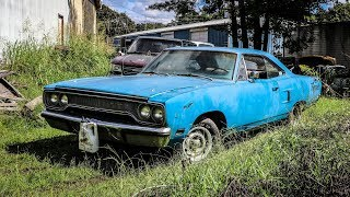 Download JUNKYARD Plymouth Runs and Drives After 10 Years! Video
