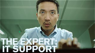 Download The Expert: IT Support (Short Comedy Sketch) Video