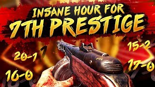 Download COD WW2 - INSANE Hour of SnD for 7th Prestige! (104-6 in 7 games) Video