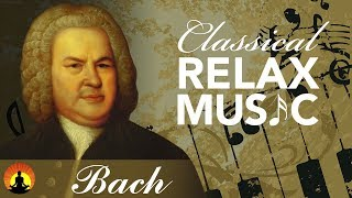 Download Classical Music for Relaxation, Music for Stress Relief, Relax Music, Bach, ♫E044 Video