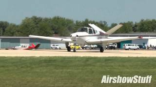 Download Mass Arrivals at EAA AirVenture Oshkosh 2015 - Sunday Part 2 Video