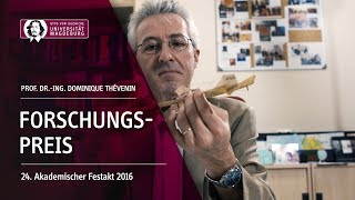 Download Forschungspreis 2016 - Prof. Dr.-Ing. Dominique Thévenin | OVGU Video