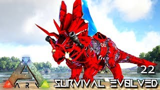 ARK: SURVIVAL EVOLVED - NEW MODDED MANAGARMR, GACHA & REAPER
