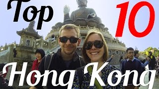Download Top 10 Things to do in Hong Kong - HD Video