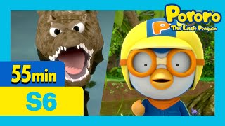 Download The Adventures on Summer Island and more (55mins) | Pororo the little penguin | Season 6 Video