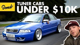 Download Best Tuner Cars Under 10k | The Bestest | Donut Media Video